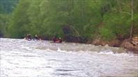 Водный поход 3кс по реке Пшеха