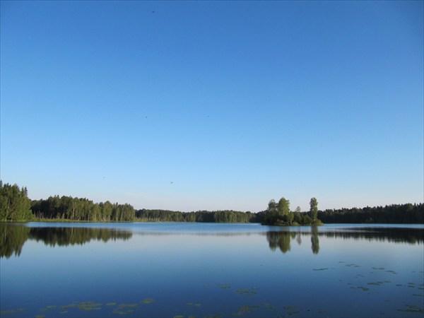 Озеро Борисовское
