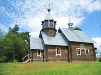 Церквуха в Шугозеро
