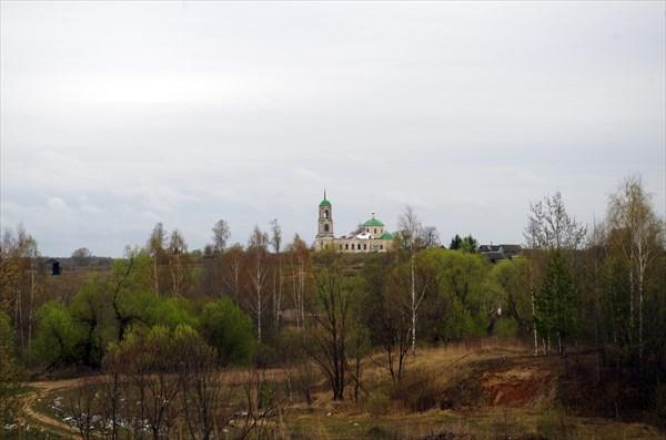 Церковь Вознесения Господня в Васильевском