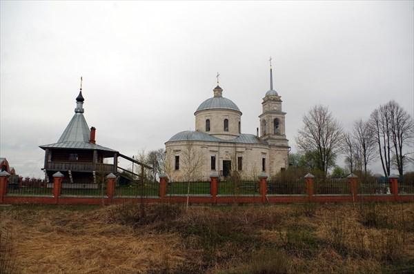 Церковь Николая Чудотворца в Ушаковских горках