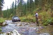 Подъём по реке Большой Манык