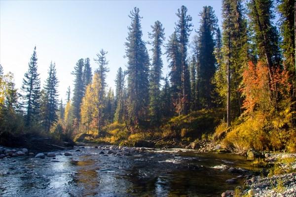 Река Албас