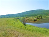Река Хилок - начало маршрута