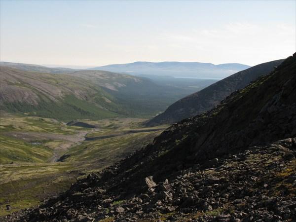 Долина Тульйока
