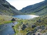 Озера на пер.Умбозерском
