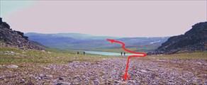 Озеро Форельное