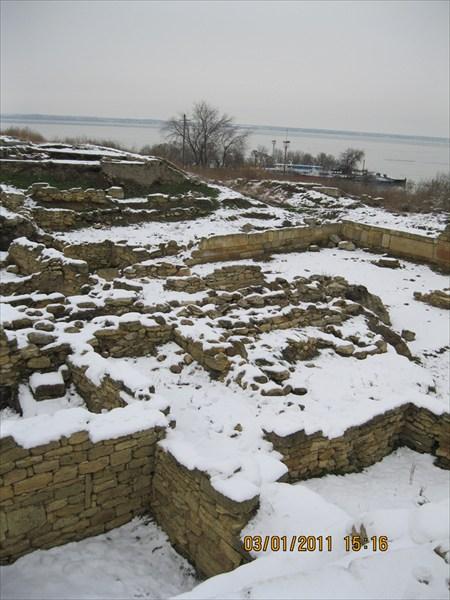 Античный город Тира, 6 век до н.э. - 4 век н.э.