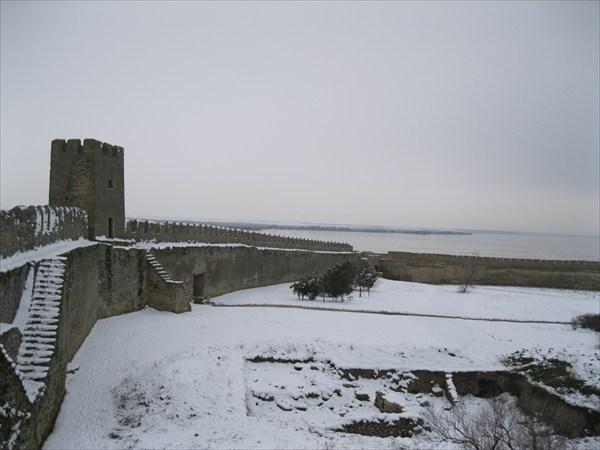 Аккермановская крепость