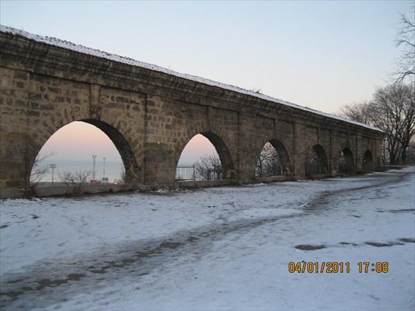 Карантинная аркада с башней, Одесса