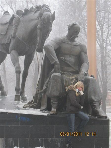 Атаман Антон Головатый