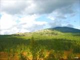 Долина притока Золотарный