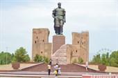 Исторический центр города Шахрисабз
