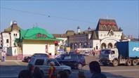 Железнодорожный вокзал-город Владивосток