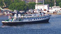 Корабль-город Владивосток