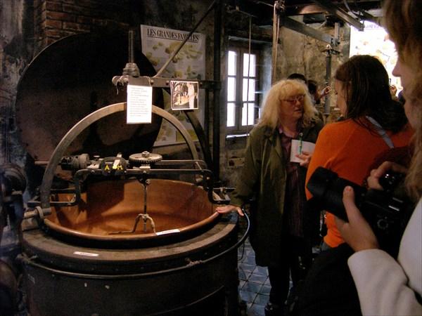 Музей-фабрика сыра.