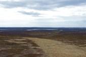 03 вид с горы Вувдасвейв на озеро Нижний Косъявр