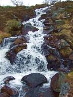 48 водопад вблизи