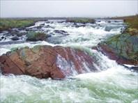 56 водопад