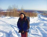 Участники похода Урал - 2004