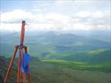 Вершина Серебрянского камня
