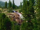 Водопад Мраморный