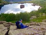 Озеро Сказка