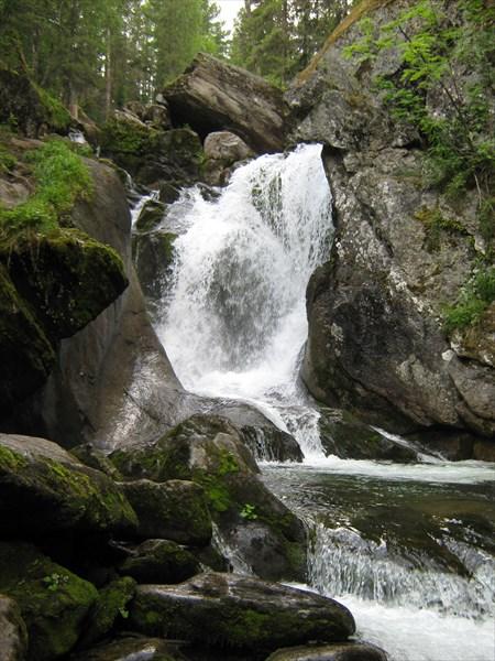 Жигаланские водопады.