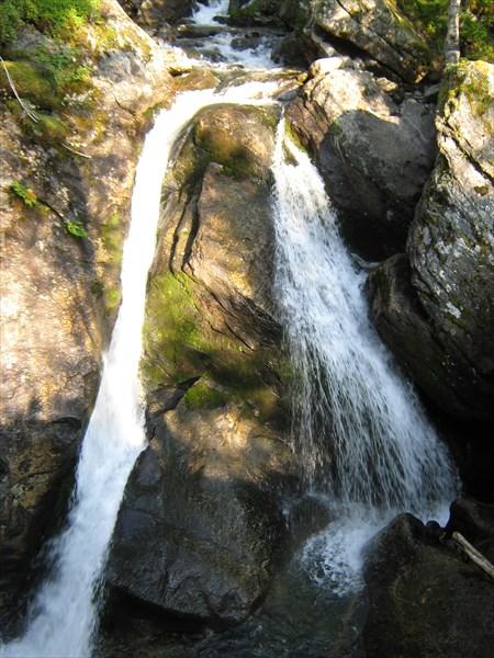 Третий водопад.