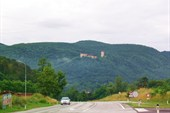Приближаясь к Альпам