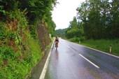 На спуске с перевала
