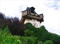На вершине Шлоссберга