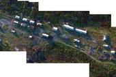 Снимок. 4.  Космический снимок с Google Maps: Большое Озерко