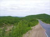 Фото. 8. Трасса в Норвегию. Урочище «Чертов перевал».