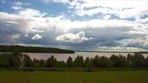 Фото. 101. Озеро Ведлозеро утром