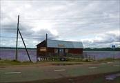 Фото. 102. Магазин на сваях в Крошнозере