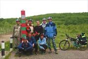 Фото. 11. Пограничный столб на КПП «Титовка»