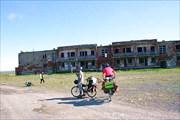 Фото. 36. Руины общежития в гарнизоне «ВРМ»