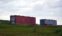 Фото. 47. 5-этажки на въезде в Большое Озерко