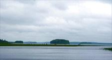 Фото. 62. Южная оконечность оз. Елмозеро
