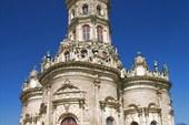 Это архитектурное чудо в стиле западноевропейского барокко...
