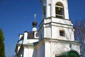 Церковь в селе Остафьево