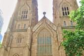 Андреевский собор, построен в 1819г,