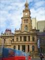 Сидней. Town Hall - Ратуша
