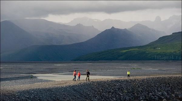 Фотографы в Исландии