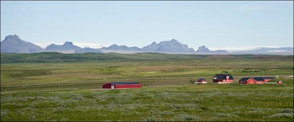 Исландская ферма