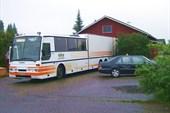 Автобус Рованиеми-Ивало