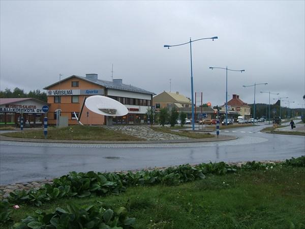Центр. улица Ивало