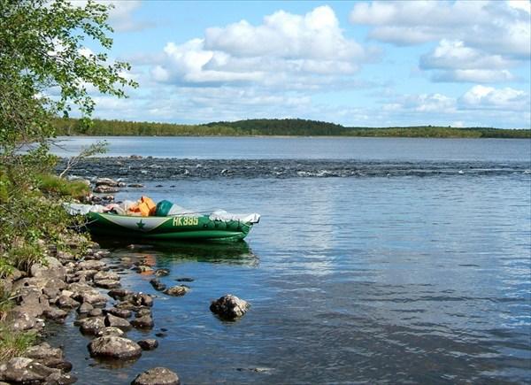 Верховья Naatamojoki