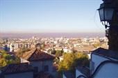 Вид на Гранаду с холма